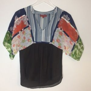 Anthropologie ONE SEPTEMBER Shirt. Size 0